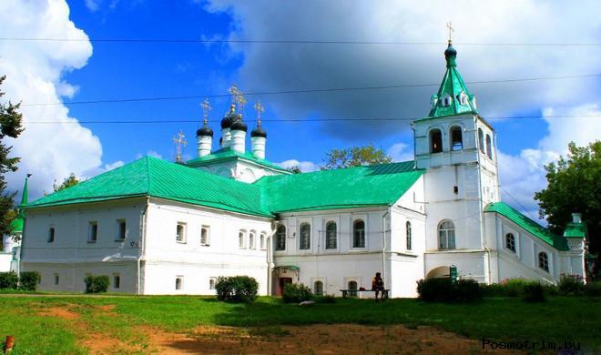 Успенская церковь Александрова кремля