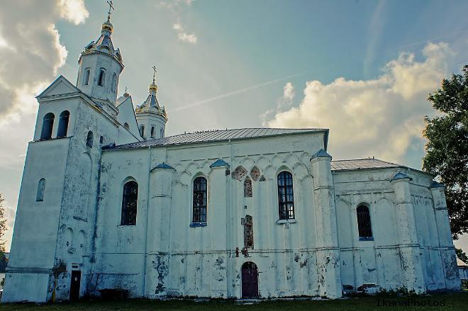 История Борисоглебской церкви в Новогрудке