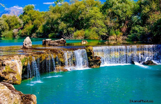 История водопада Манавгат
