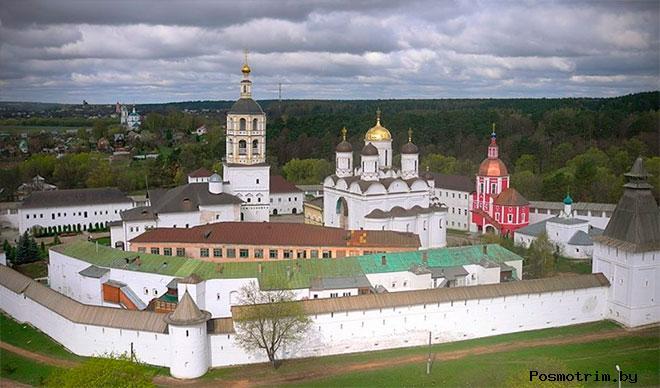 Архитектурный ансамбль Пафнутьево-Боровского монастыря