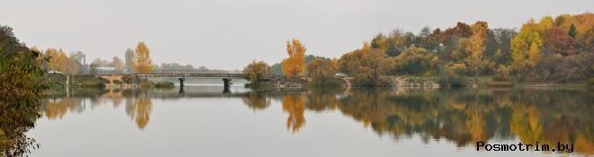 Водохранилище «Вяча» Беларусь