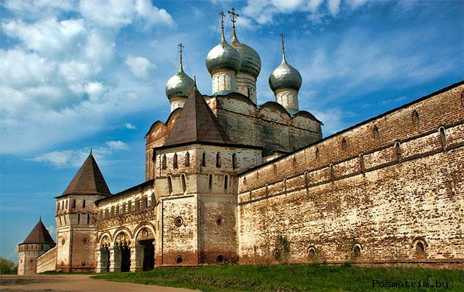 Борисоглебский монастырь Ростов Великий