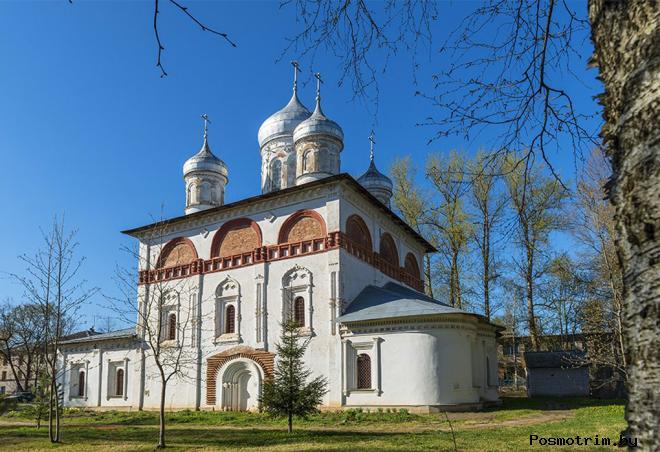 Троицкая церковь Старая Русса