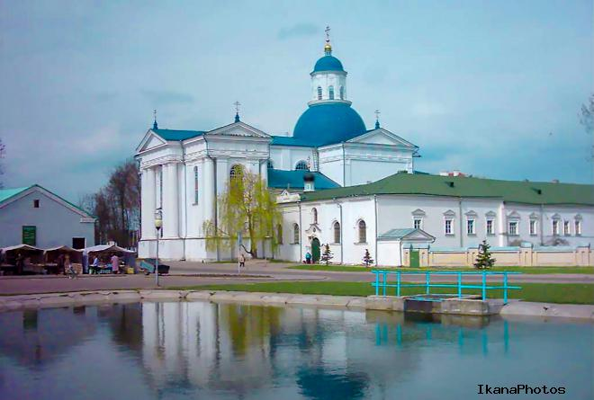 Жировичский монастырь история