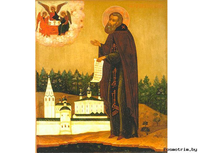 Преподобный Макарий Желтоводский