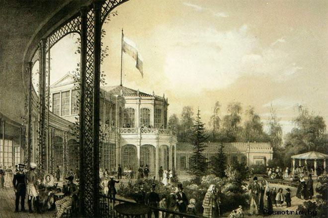 Павловский вокзал