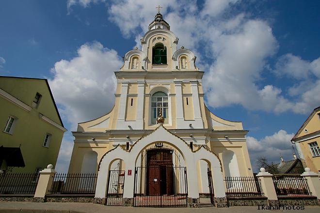 История Церкви Святого Николая в Новогрудке