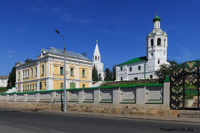 Иоанно-Предтеченский монастырь Казань