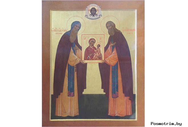 Святой благоверный князь Олег Брянский и преподобный Поликарп Брянский