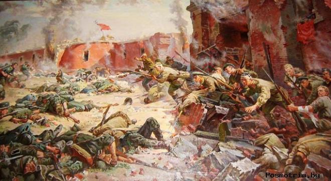Защитники и герои Брестской крепости