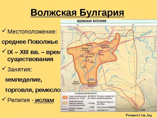 Волжская Булгария (Болгария)