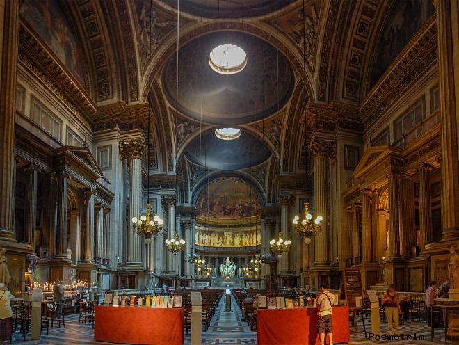 Достопримечательности церкви