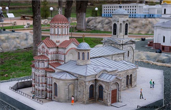 Архитектура церкви Иоанна Предтечи Керчи