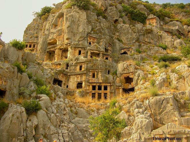 Другие достопримечательности Турции недалеко от города Фазелис