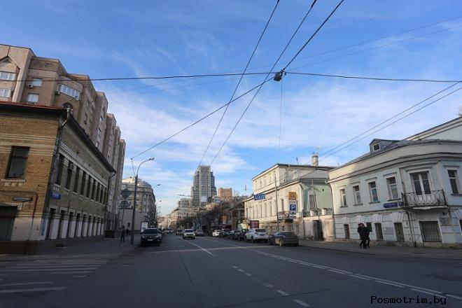 Москва Малая Дмитровка улица