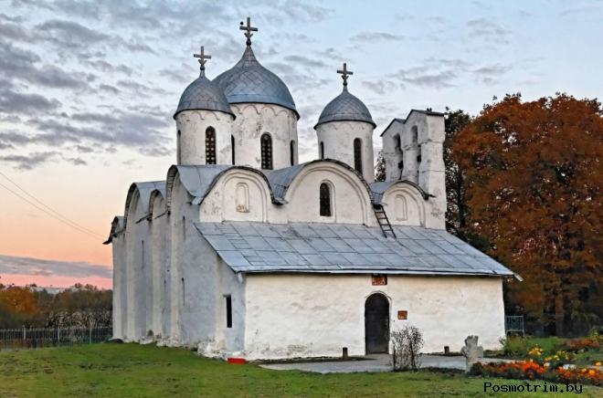 Собор Иоанна Предтечи Псков