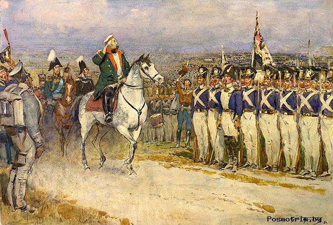 Михаил Кутузов в войну 1812 года