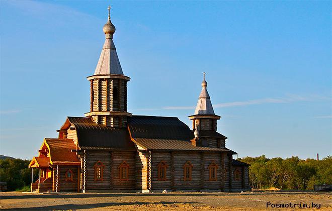 Троицкий собор Печенгского монастыря