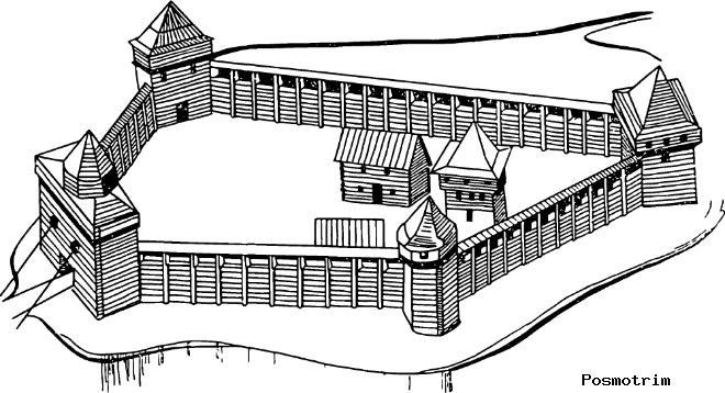 Радашковичский замок