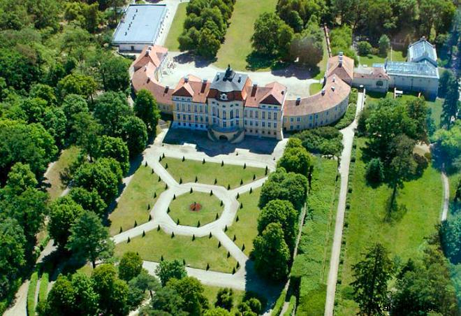 Дворцово-парковый ансамбль Воловича Святск