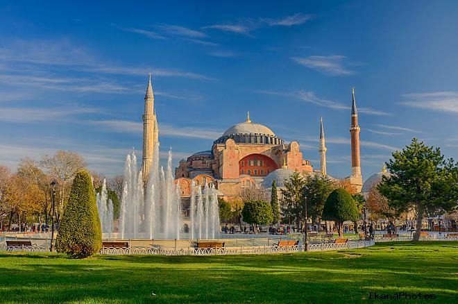 Мечеть Айя София в Стамбулe нераскрытые тайны храма
