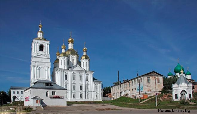Спасо-Преображенский монастырь Арзамас