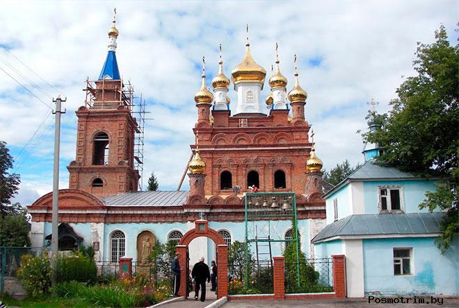 Ахтырский храм Курск