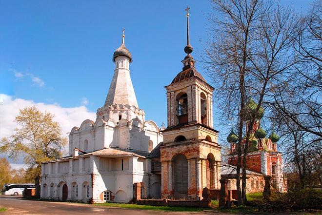 Храм Петра Митрополита Переславль-Залесский
