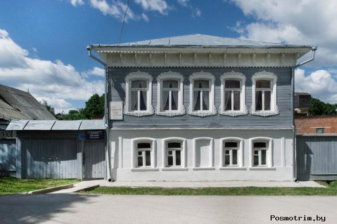Музей Циолковского в Боровске