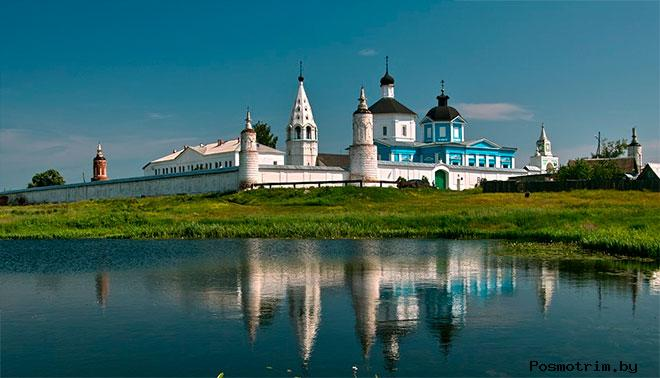 Богородице-Рождественский Бобренев монастырьКоломна