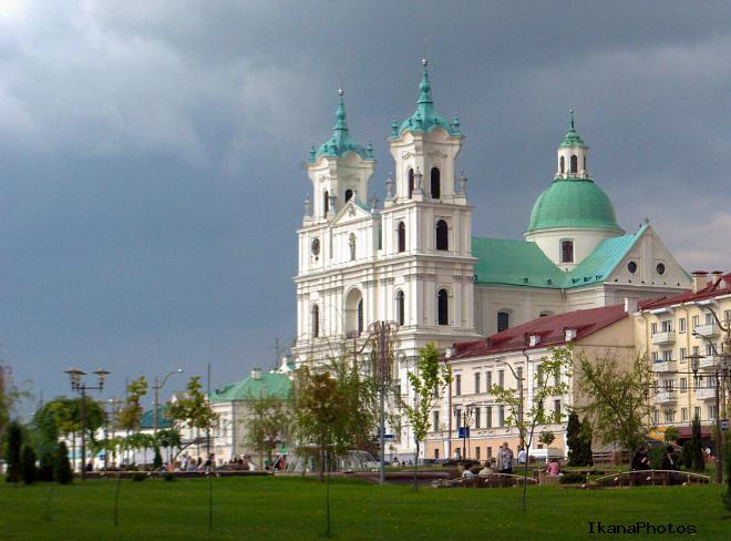 Фарный костёл в Гродно Расписание богослужений расположение на карте Беларуси как добраться самостоятельно