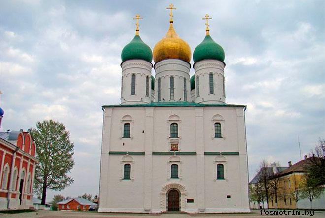 Архитектура Коломенского Успенского собора
