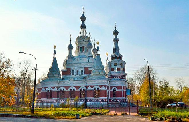 Собор Николая Чудотворца Павловск Санкт-Петербург