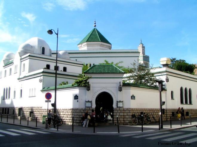 Парижская соборная мечеть
