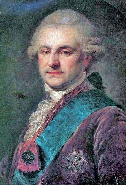 Князь Антоний Тызенгауз