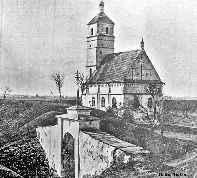Легенды Заславского замка