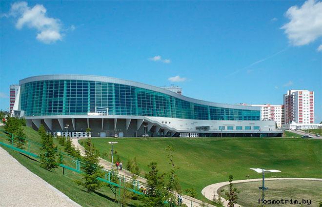 Конгресс-холл Уфа - Дом дружбы народов