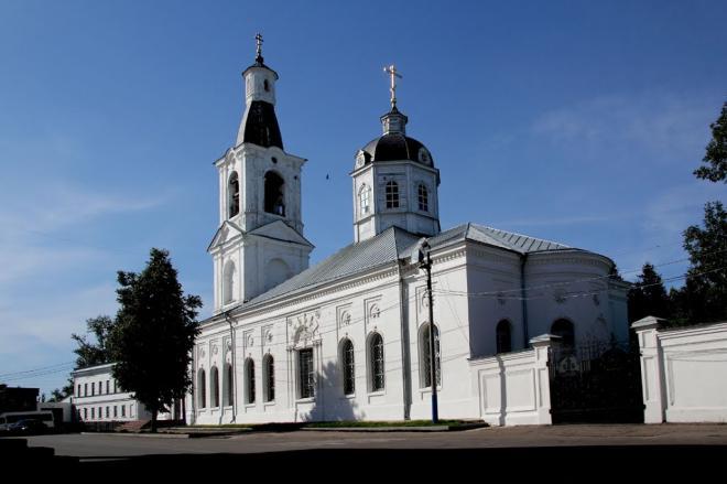 Церковь «Живоносного Источника» Арзамас