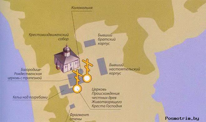 Крестный Онежский Мужской Монастырь богослужения контакты как добраться расположение на карте