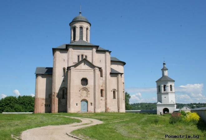 Церковь Михаила Архангела Смоленск (Свирская)
