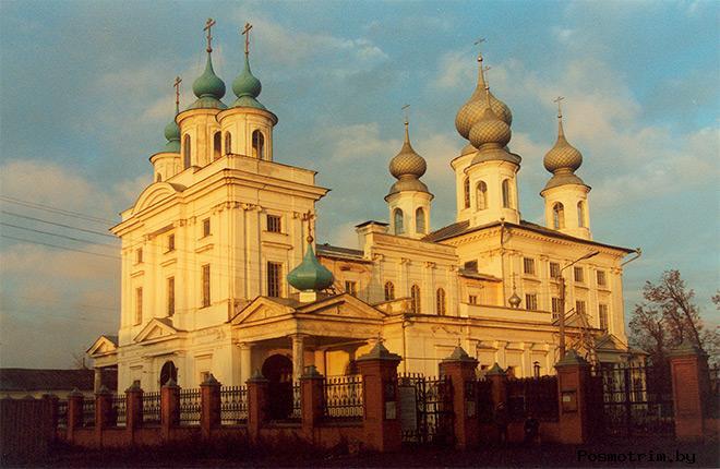 Воскресенский собор в Шуе после революции