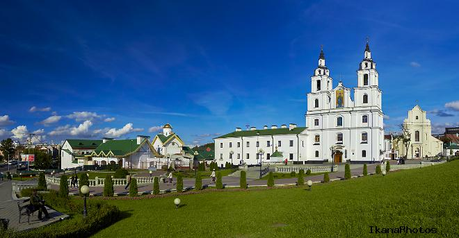 История Свято - Духова кафедрального собора в Минске