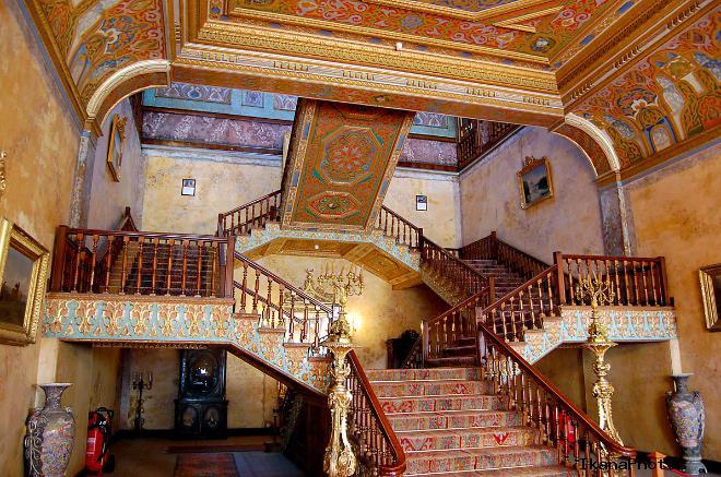 Экскурсия во дворец Бейлербей
