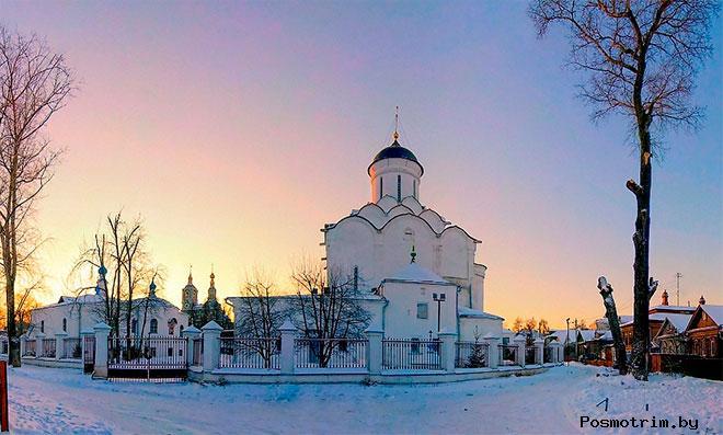 Успенский Княгинин монастырь Владимир