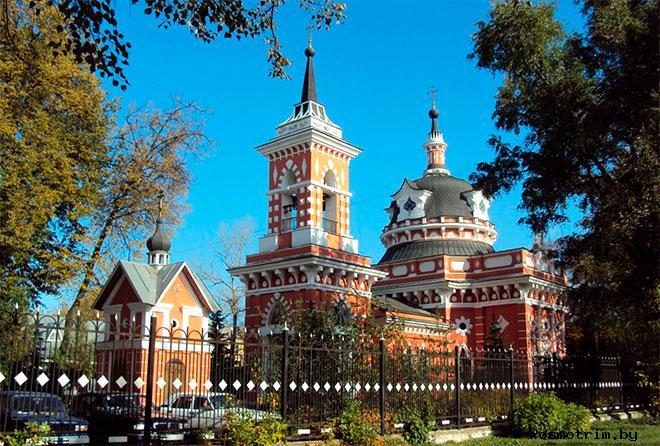 Смоленский храм Ивантеевка