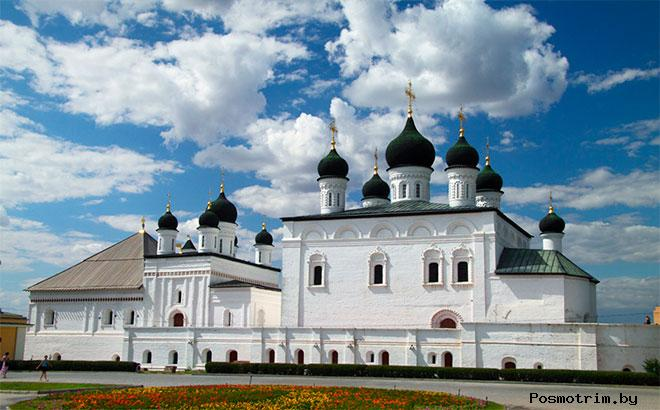 Троицкий монастырь Астрахань