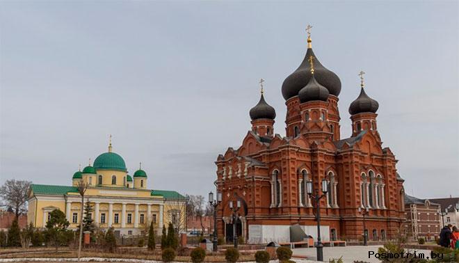 Успенский монастырь Тула