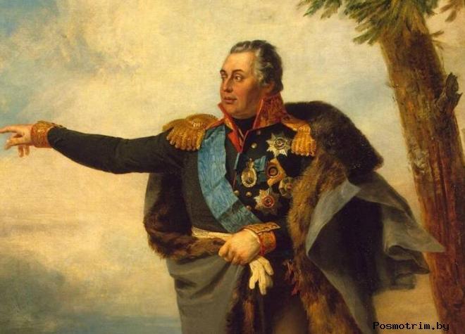 Михаил Кутузов посол в Константинополе