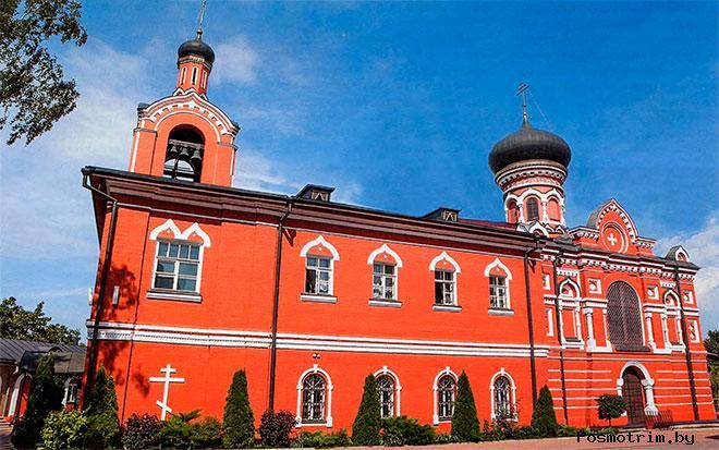 Успенский храм Красногорск