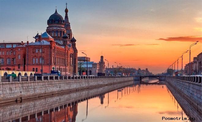 Обводный канал Санкт-Петербурга